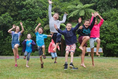 Join your kids up to the Kiwi Conservation Club