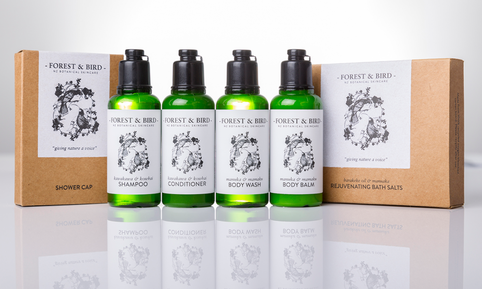 Forest & Bird botanical skincare by Health Pak