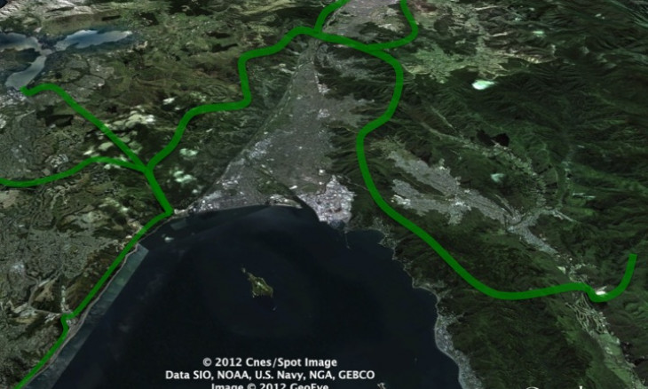 Eco-corridor connections across Wellington region