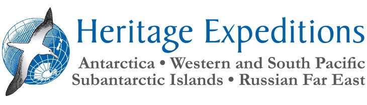 Heritage Expeditions logo
