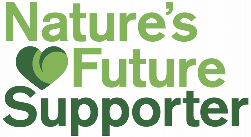 Nature's Future Supporter logo