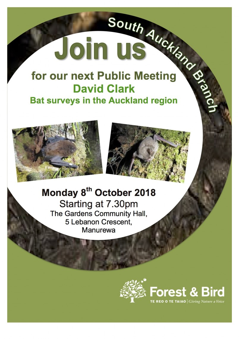 October Public Meeting
